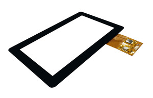 G+G Capacitive Touch Screen (COF)