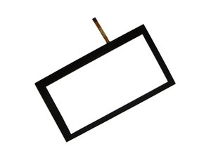 Four-wire Resistive Touch Screen (PET+F+F+Support Plate)